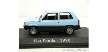 Fiat Panda 1980 1/43 (Showcase) Ixo - Rba - Clásicos inolvidables coche metal miniatura