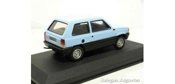 Fiat Panda 1980 (vitrina) Ixo - Rba - Clásicos inolvidables