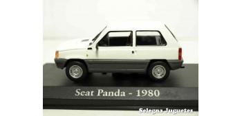 miniature car Seat Panda 1980 1/43 (Showcase) Ixo - Rba -