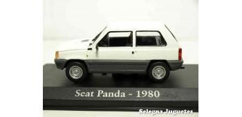 Seat Panda 1980 1/43 (vitrina) Ixo - Rba - Clásicos inolvidables coche metal miniatura Coches a escala