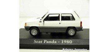 Seat Panda 1980 1/43 (vitrina) Ixo - Rba - Clásicos inolvidables coche metal miniatura Coches a escala 1/43