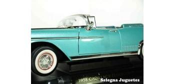 maqueta Cadillac Eldorado Biarritz 1958 1/18 Lucky Die Cast