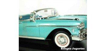 Cadillac Eldorado Biarritz 1958 1/18 Lucky Die Cast car miniature