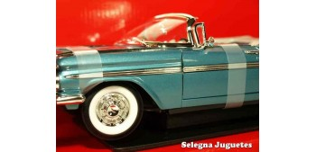 miniature car Chevrolet Impala 1959 1/18 Lucky Die Cast car