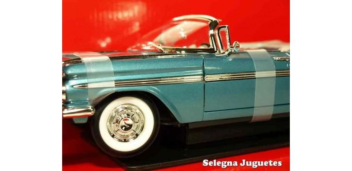 maqueta Chevrolet Impala 1959 1/18 Lucky Die Cast coche a escala