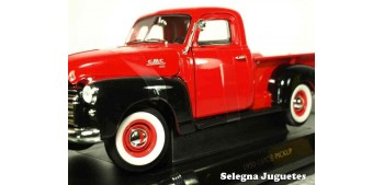 maqueta Gmc Pick Up 1950 1/18 Lucky Die Cast coche a escala