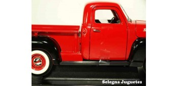 Gmc PickUp 1950 1/18 Lucky Die Cast coche a escala