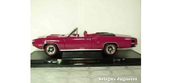 Dodge Coronet R/T 1970 1/18 Lucky Die Cast car miniature