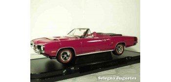 miniature car Dodge Coronet R/T 1970 1/18 Lucky Die Cast car