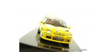 coche miniatura Renault Clio Maxi 11 Jordan 1/43 Ixo coche a