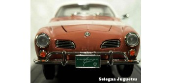 miniature car Karman Ghia (Volkswagen) 1/18 Lucky Die Cast car