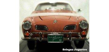 miniature car Karman Ghia (Volkswagen) 1/18 Lucky Die Cast car