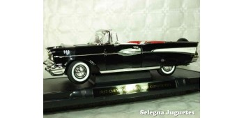 Chevrolet Bel Air Convertible 1957 1/18 Lucky Die Cast coche a