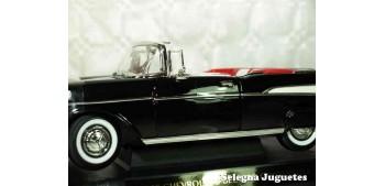 Chevrolet Bel Air Convertible 1957 1/18 Lucky Die Cast coche a