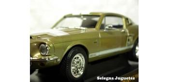 maqueta Shelby GT-500KR 1968 1/18 Lucky Die Cast coche a escala