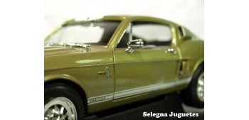 Shelby GT-500KR 1968 1/18 Lucky Die Cast coche a escala