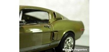 Shelby GT-500K 1968 1/18 Lucky Die Cast coche a escala