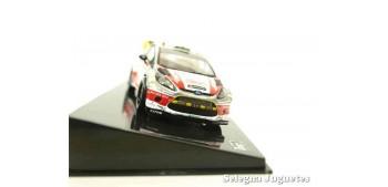Ford Fiesta Rs Prokop - Hruza scale 1/43 Ixo Miniature car