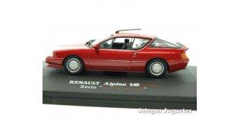 coche miniatura RENAULT ALPINE V6 TURBO MILLE MILES - 1/43