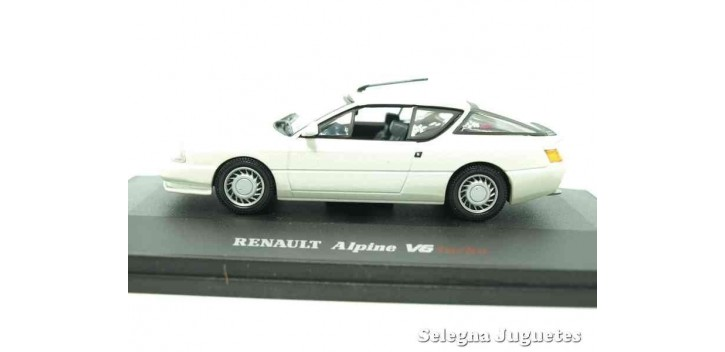 RENAULT ALPINE V6 (COLOR PERL) - 1/43 UNIVERSAL HOBBIES