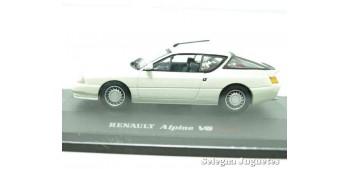 RENAULT ALPINE V6 (COLOR PERL) - 1/43 UNIVERSAL HOBBIES