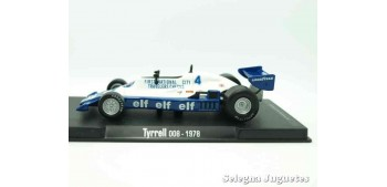 Tyrrel 008 1978 (vitrina defecto) F1 scale 1/43 Rba Miniature car