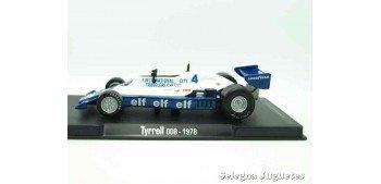 Tyrrel 008 1978 (vitrina defecto) F1 1/43 Rba coche a escala