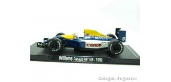 Williams Renault Fw 148 1992 (vitrina defecto) F1 1/43 Rba