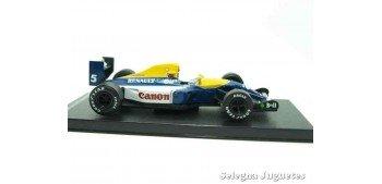 Williams Renault Fw 148 1992 (vitrina defecto) F1 1/43 Rba