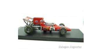 coche miniatura March 711 1971 (vitrina defecto) F1 1/43 Rba
