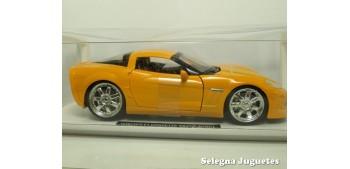 coche miniatura Chevrolet Corvette Grand Sport 2010 escala 1/24
