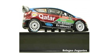 Ford Fiesta Rs WRC Ostberg Montecarlo 2013 1/43 Ixo coche a escala