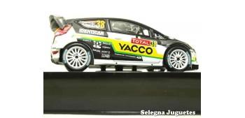 coche miniatura Ford Fiesta Rs WRC Maurin Montecarlo 2012 1/43