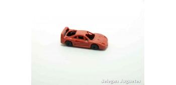 Ferrari F40 escala 1/60 Imu Coche a escala muy pequeño