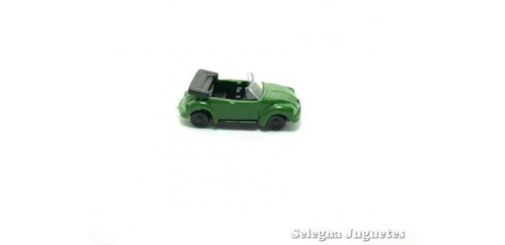 Volkswagen Beetle cabrio escala 1/160 Euro Model Coche a escala muy pequeño
