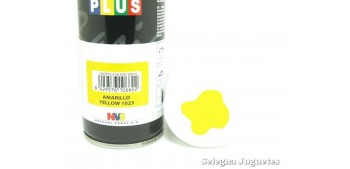 Amarillo - Pinty plus - Pintura Sintetica - Bote spray 200 ml