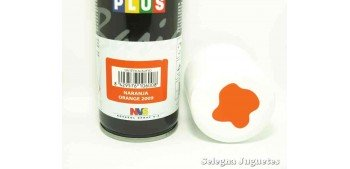 Naranja - Pinty plus - Pintura Sintetica - Bote spray 200 ml