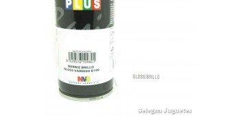 Barniz brillo - Pinty plus - Pintura Sintetica - Bote spray 200 ml