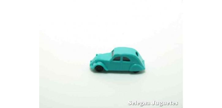 coche miniatura Citroen 2CV 1959 escala 1/160 Euro Model Coche
