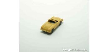 coche miniatura Chevrolet Corvette Cabrio 1957 escala 1/160