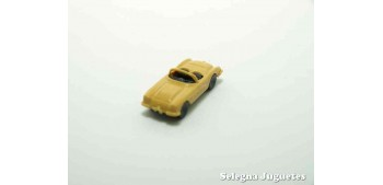 Chevrolet Corvette Cabrio 1957 escala 1/160 Euro Model Small scale car