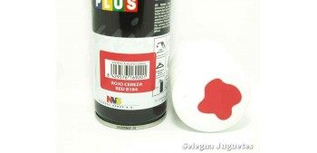 Rojo Cereza - Pinty plus - Pintura Sintetica - Bote spray 200 ml