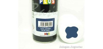 Azul Zafiro - Pinty plus - Pintura Sintetica - Bote spray 200 ml