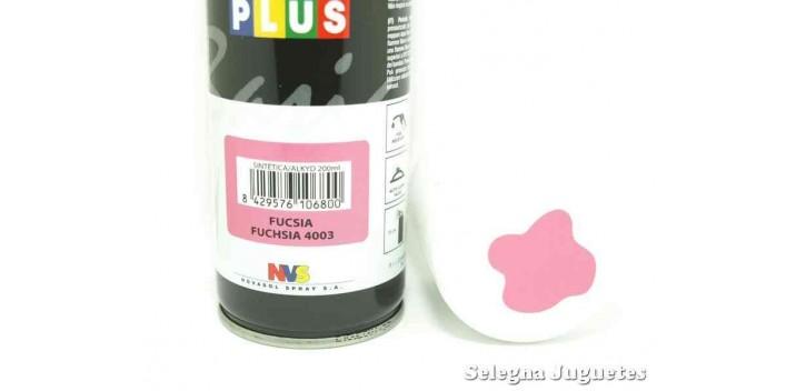 Fucsia - Pinty plus - Pintura Sintetica - Bote spray 200 ml
