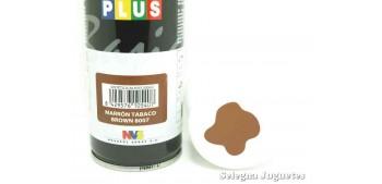 Marrón Tabaco - Pinty plus - Pintura Sintetica - Bote spray 200