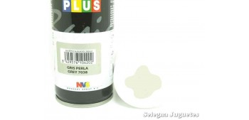 Gris Perla - Pinty plus - Pintura Sintetica - Bote spray 200 ml