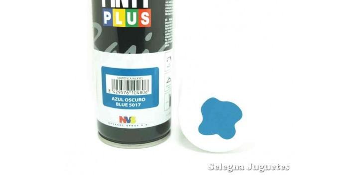 Azul oscuro - Pinty plus - Pintura Sintetica - Bote spray 200 ml