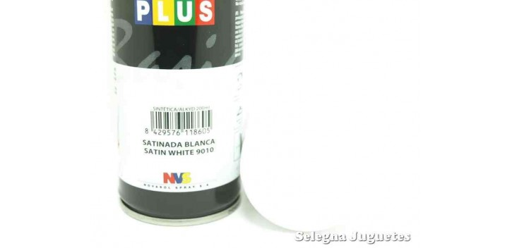 Satinada Blanca - Pinty plus - Pintura Sintetica - Bote spray