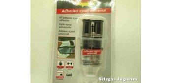Adhesivo epoxi universal 6 ml