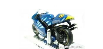 Yamaha Yzr 500 Oliver Jacque escala 1/18 Saico moto miniatura